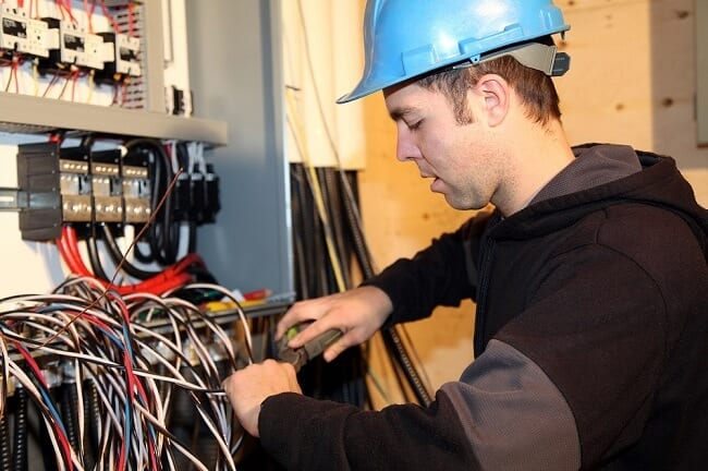 Commercial Electricians and Data Cabling