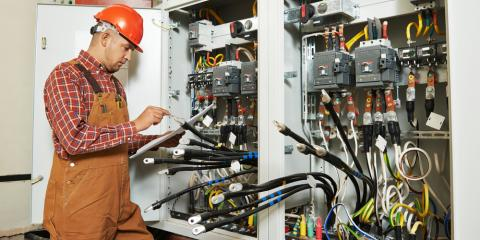 What is the Difference between Commercial & Industrial Electricians?